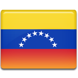 Venezuela Flag Icon Free Download as PNG and ICO, Icon Easy